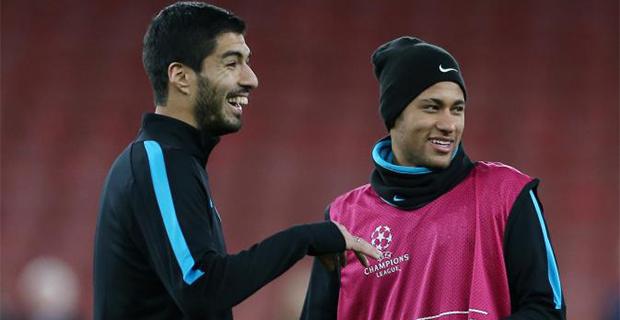 Jelang Brasil Vs Uruguay, Neymar Tidak Sabar Untuk Membungkam Suarez