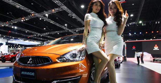 Mitsubishi Tetalah Optimis Meskipun Keadaan Ekonomi Melemah