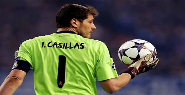 Bursa Bola Casillas