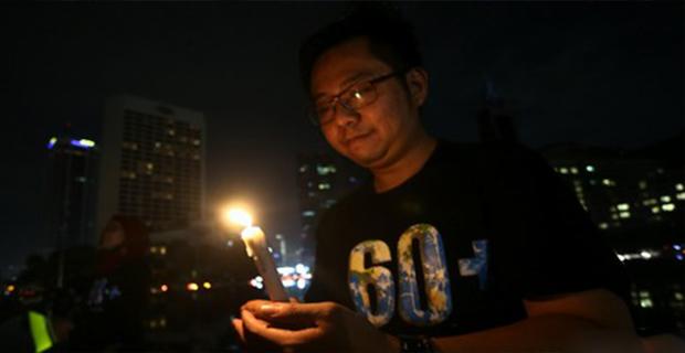 Ingin Wisata ke Perayaan Earth Hour, Ini 5 Tips-nya