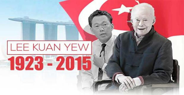 Singapura Berduka Atas Kepergian Lee Yuan Kew