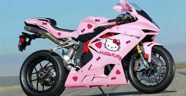 Versi-Spesial-MV-Agusta-F4-Berdesign-Hello-Kitty