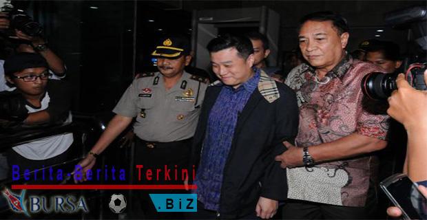 8,5 Jam Di Periksa KPK Terkait Kasus Suap Reklamasi, Richard Halim Bungkam