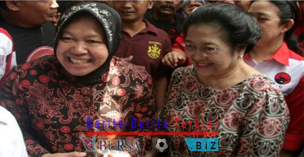 Risma Tolak Menjadi Cagub DKI Lawan Ahok, Ini Tanggapan Megawati