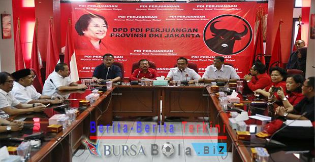 PDIP Dan Gerindra Siap Merangkul PKS, PAN, PD Dan Golkar Untuk Melawan Ahok