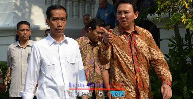 Ahok: Saya Teman Jokowi Dari Orangnya Bu Mega