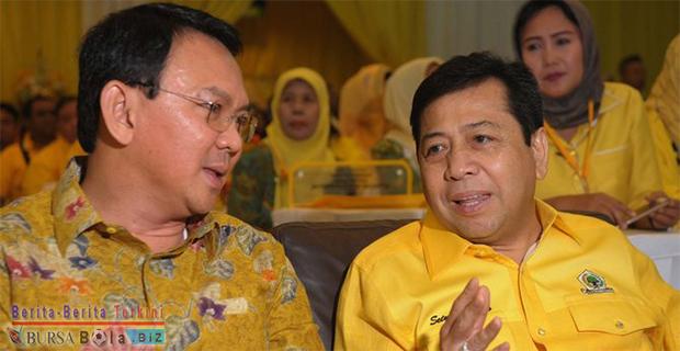 Keputusan DDP Golkar Mendukung Ahok Akan diumumkan Sebelum Lebaran