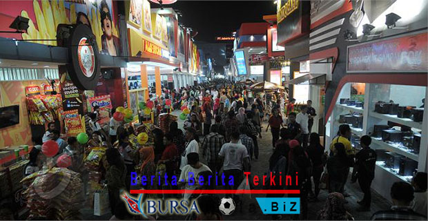 Saat Ahok Datang Ke Pembukaan Jakarta Fair Terjadi Aksi Copet