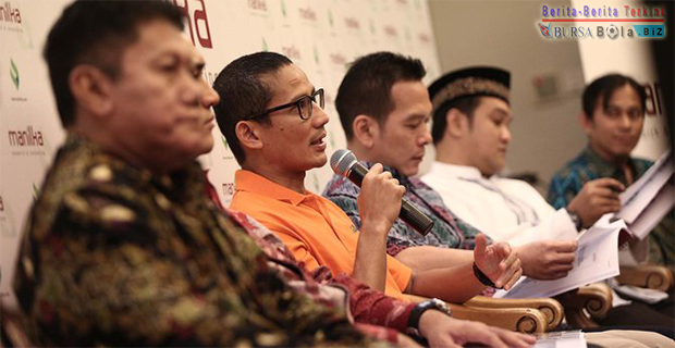 Sandiaga Uno: 2017 DKI Jakarta Perlu Gubernur Baru