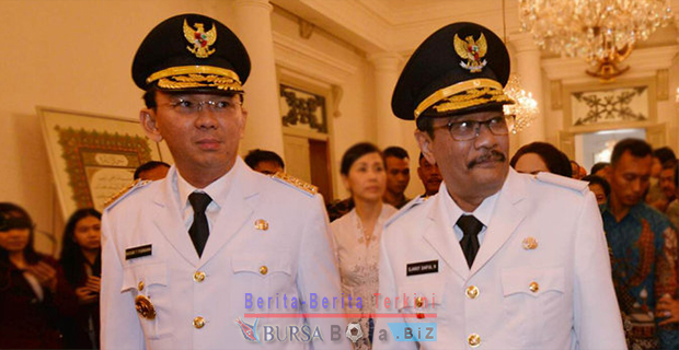 Ahok Mengaku Disuruh Teman Ahok Meminta Megawati Restui Djarot Sebagai Cawagub DKI