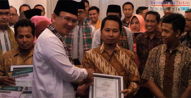 Ahok Ngaku Sempat Dipuji SBY Selama Jabat Gubernur Jakarta