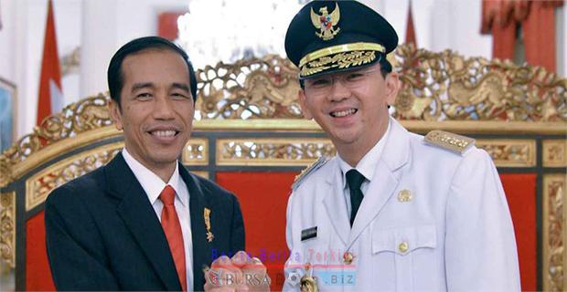 Jokowi Meminta PDIP Mengusung Ahok Di Pilgub DKI Jakarta