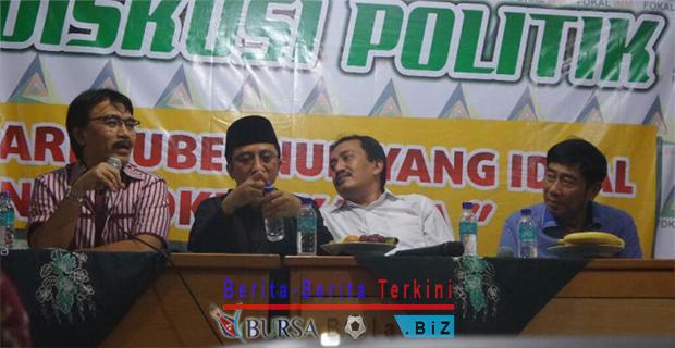 Pejabat Eks Diskusi Cari Lawan Ahok Di Pilkada DKI