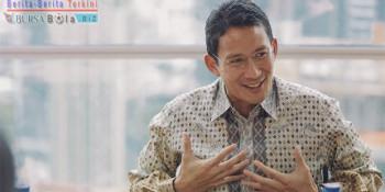 Sandiaga Uno: Relawan Teman Ahok Pasti Kecewa Kalau Ahok Maju Melalui Partai