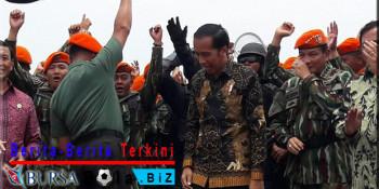 Reaksi Jokowi Atas Di Tangkapnya Ratna S dan Dhani
