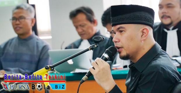Bak Pahlawan Disidang Lanjutan Kasus Buni Yani, Ahmad Dani Dihadirkan Sebagai Saksi