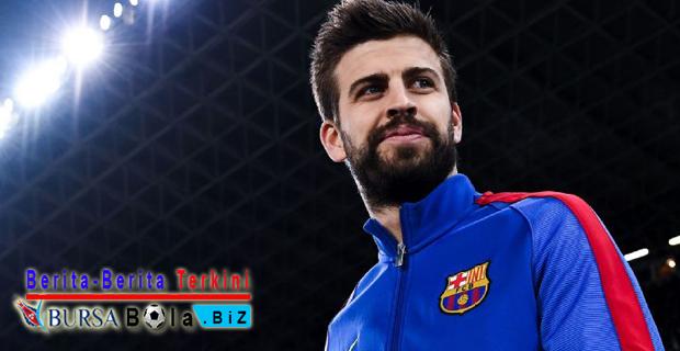Messi Belum Perpanjang Kontrak di Barcelona, Pique Tidak Khawatir