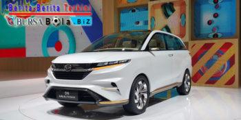 Mitsubishi Pamerkan Produk Baru Xpander Yang Melejit di GIIAS, Avanza Siapkan Model Apa?