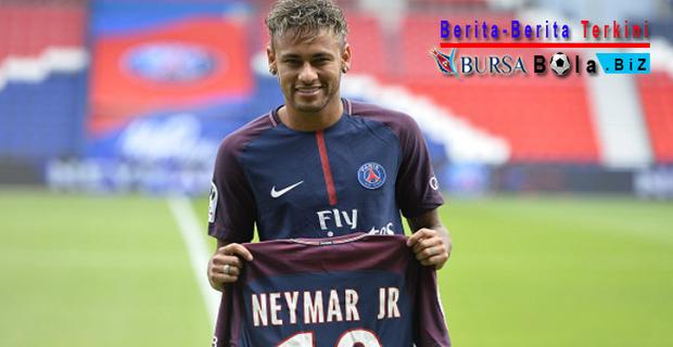 Pasca Bergabung Dengan PSG, Neymar Ciptakan Gol Debut Dengan Bantai Guingamp