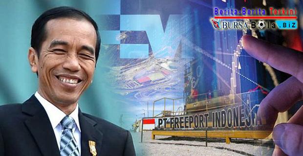 Tundukan Freeport dibawah Naungan Indonesia, Presiden Jokowi Tuai Sanjungan Dari Suku Adat di Papua