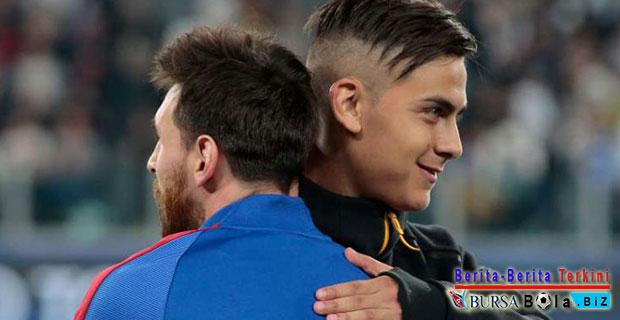 Dybala Kagum Atraksi Hattrick Messi Yang Bawa Argentina Lolos ke Piala Dunia 2018