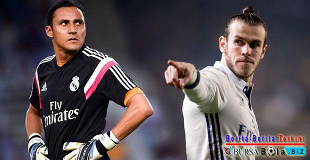 Jelang Laga Melawan Hotspur, Zinedine Kabarkan Bale dan Navas Akan Perkuat Real Madrid