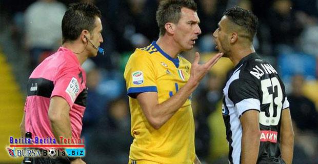 Mandzukic Terima Kartu Merah, Allegri Berterima Kasih Atas Pelajaran Yang Berharga Bagi Juventus