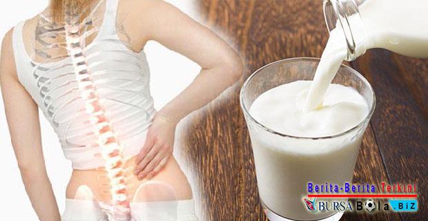 Penuhi Asupan Kalsium Didalam Tubuh Untuk Mencegah Terjadinya Osteoporosis dan Risiko Penyakit Jantung