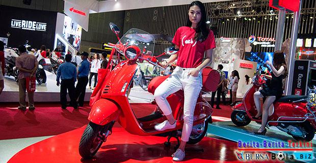 Piaggio Luncurkan Vespa Edisi Khusus di Indonesia Dengan Hadirkan Design Merah Yang Menawan