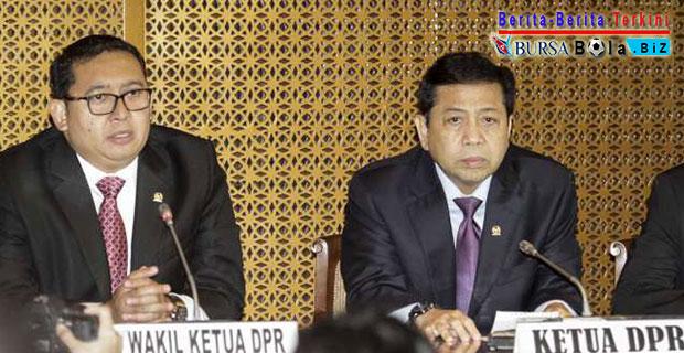 Sembuh Dari Sakit, Setya Novanto Kembali Beraktivitas Dengan Memimpin Rapat DPR