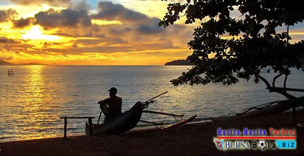Indahnya Wisata Pantai Amai di Kawasan Depapre Jayapura