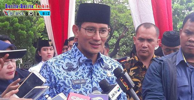 Sandiaga Sebut PKL di Tanah Abang Tidak Bisa di Gusur, Mengapa?