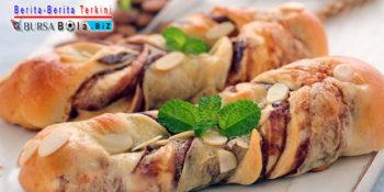 Resep Roti Almond Kacang Merah Untuk Tahun Baru