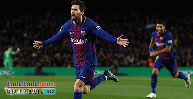 Barcelona Sukses Tundukan Alaves 2-1 di Camp Nou, Messi Dan Suarez Jadi Pahlawan