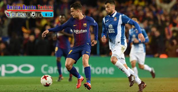 Jalani Debut Bersama Messi dan Suarez, Coutinho Merasa Gugup Tampil di Camp Nou