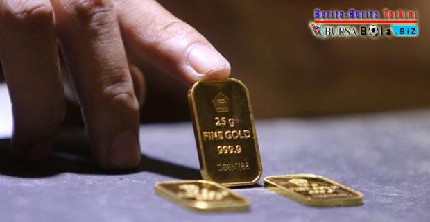 Harga Pembelian dan Penjualan Emas Antam Naik Rp 2.000 Per Gram di Perdagangan Selasa