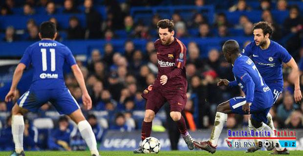 Lionel Messi Digadang Akan Berpindah Klub ke Chelsea