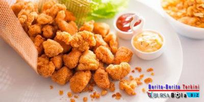 Resep Belajar Membuat Ayam Goreng Popcorn Nyummy