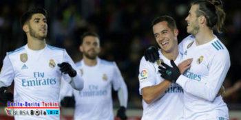 Bertandang ke Markas Las Palmas, Bale Antar Real Madrid Raih Keunggulan 3 Point