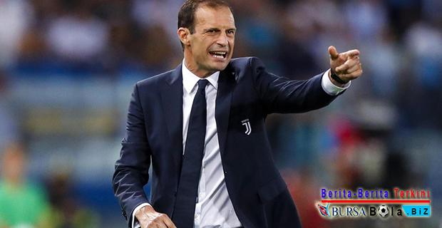 Masa Depan Allegri di Juventus Dipertanyakan, Sudah Ada Pengganti?