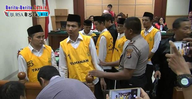 Ketua RT Pelaku Persekusi 2 Sejoli Di Tangerang Divonis 5 Tahun Penjara