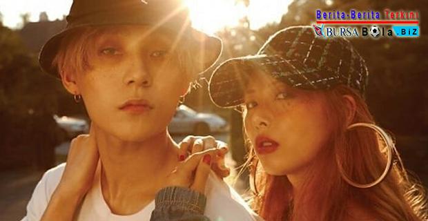 2 Musisi Papan Atas Korsel, HyunA dan E'Dawn Dipecat Dari Cube Entertainment