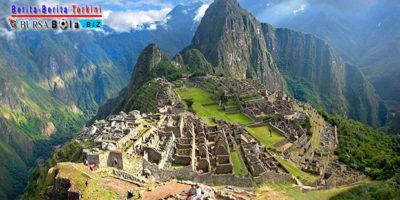 Menjadi Kembaran Bali, Begini Potret Obyek Wisata Machu Picchu di Peru